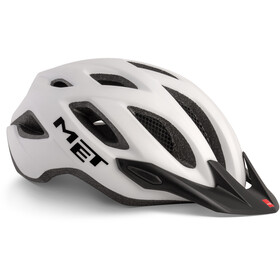MET Crossover Casco, white